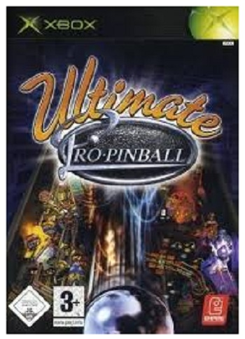 Empire Interactive Ultimate Pro Pinball Xbox Game