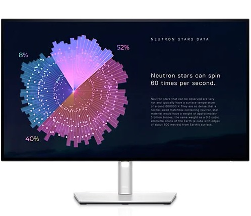 Dell UltraSharp U2722DE 27inch LED LCD Monitor