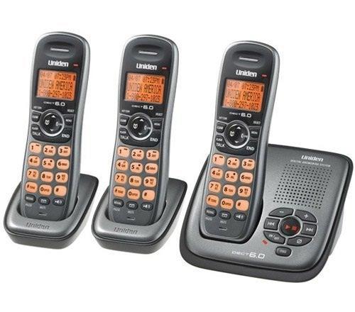 Uniden DECT1535+2 Telephone