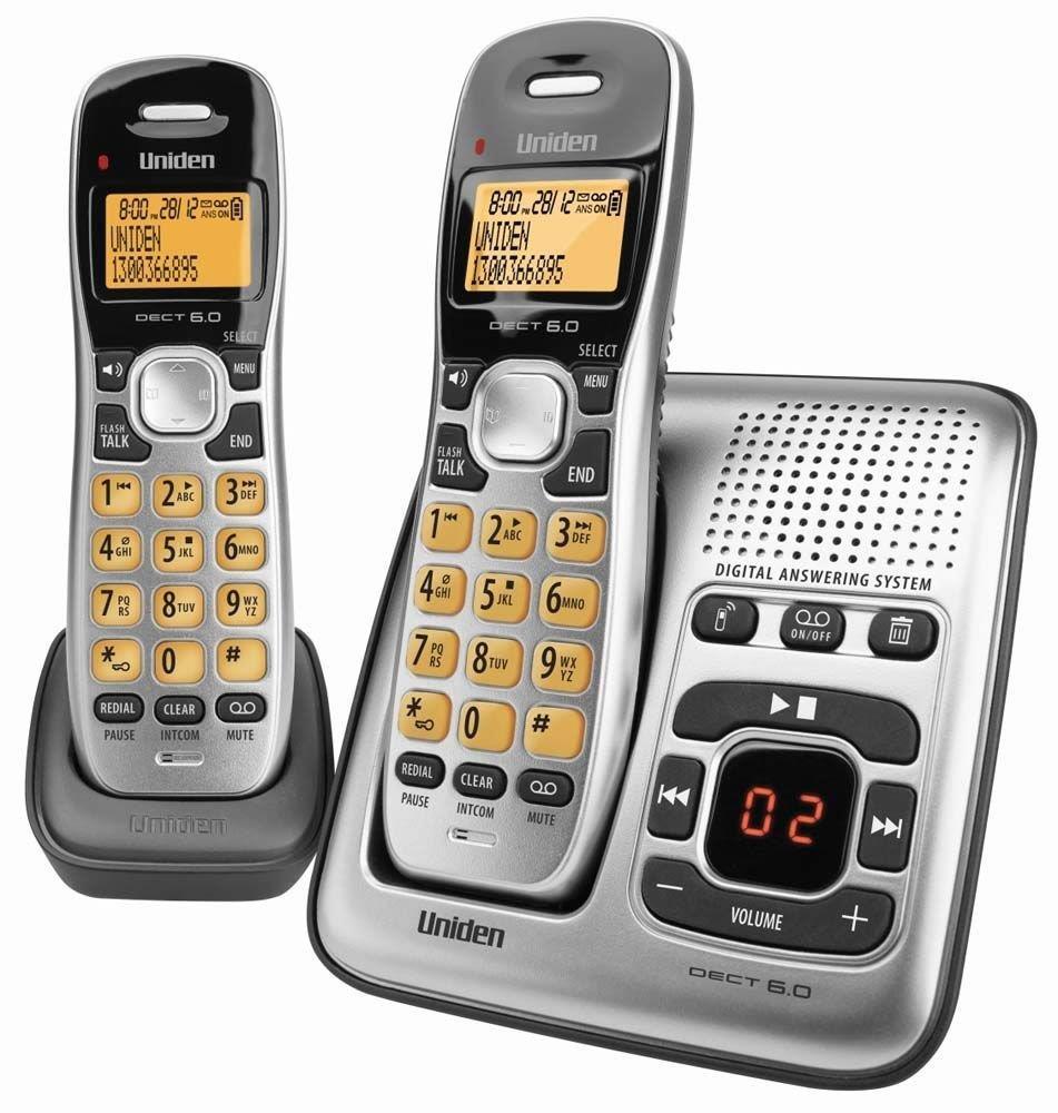 Uniden DECT1735+1 Phone