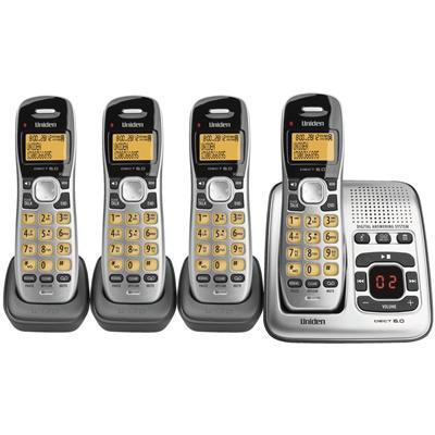 Uniden DECT1735+3 Phone