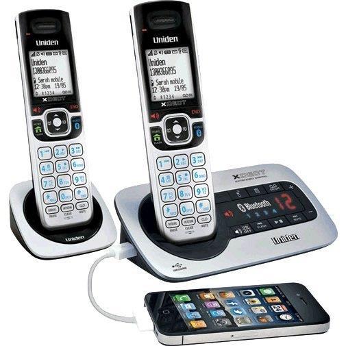 Uniden XDECT6135BTU+1 Phone