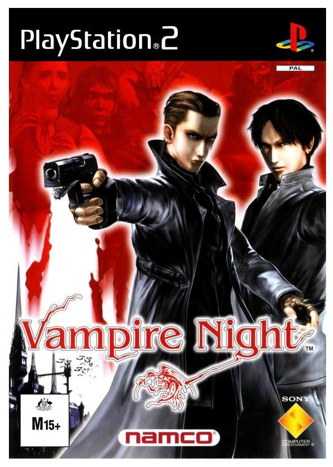 Namco Vampire Night Refurbished PS2 Playstation 2 Game