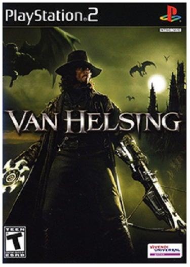 Sierra Van Helsing PS2 Playstation 2 Game