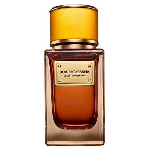 Dolce & Gabbana Velvet Amber Skin Unisex Cologne