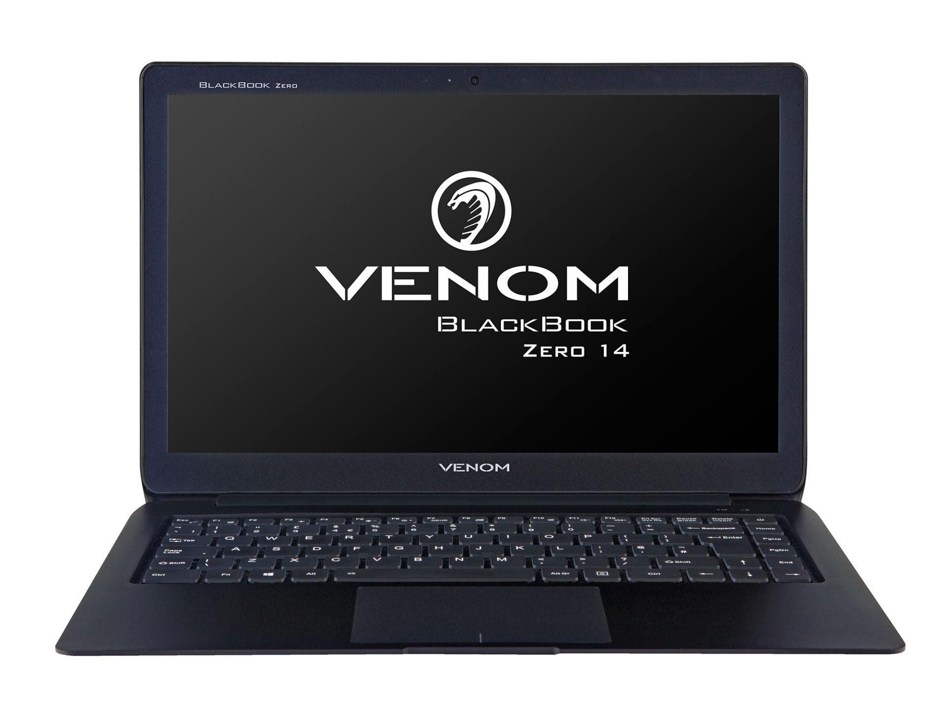 Venom Blackbook Flip Mini 11 inch Laptop