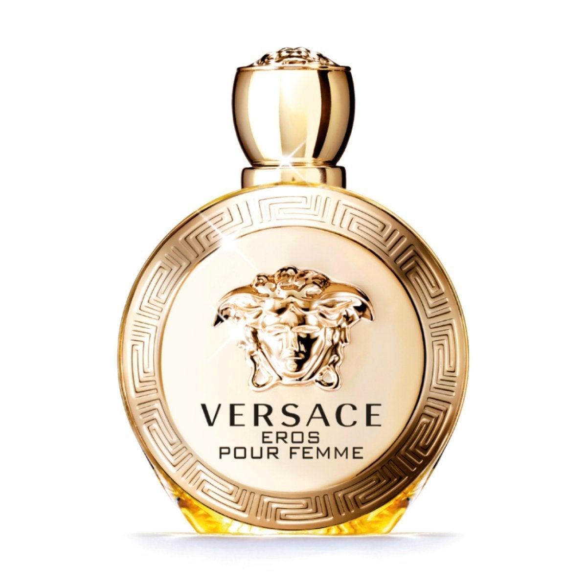 Best Versace Eros Pour Femme 100ml Eau De Parfum Womens Perfume