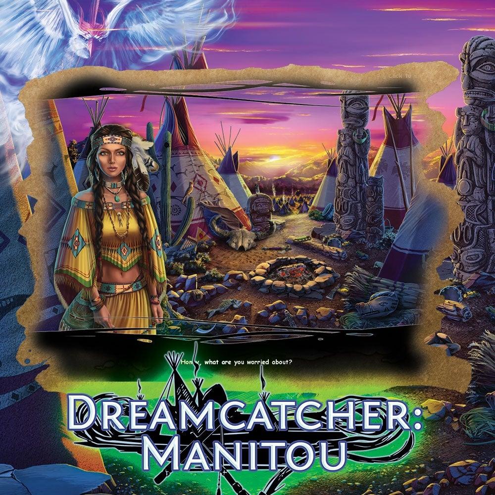 Viva Media Dream Catcher Chronicles Manitou PC Game