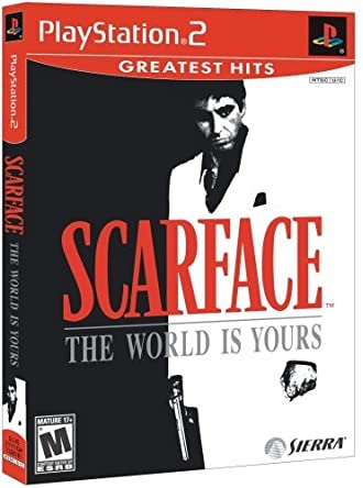 Vivendi Scarface The World Is Yours Refurbished PS2 Playstation 2 Game
