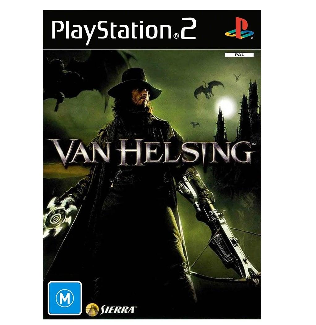 Vivendi Van Helsing Refurbished PS2 Playstation 2 Game