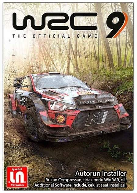 Nacon WRC 9 The Official Game PC Game