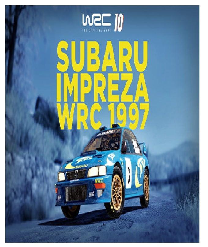 Nacon WRC 10 The Official Game Subaru Impreza WRC 1997 PC Game