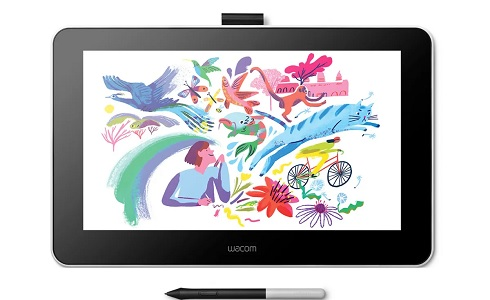 Wacom One 13.3 inch Graphic Tablet