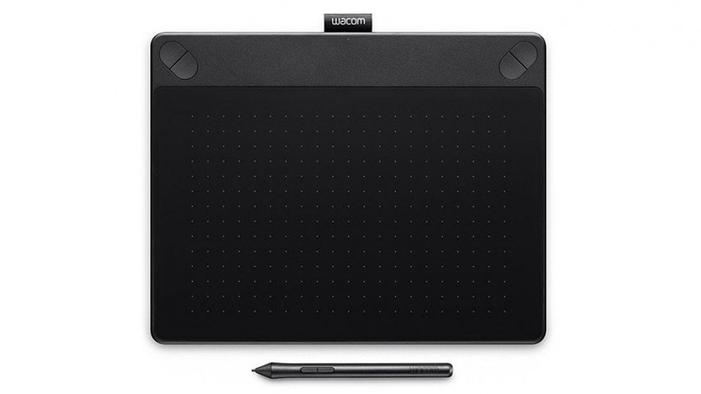 Wacom Intuos Art Pen and Touch Medium Graphic Tablet