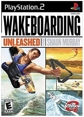 Wakeboarding Unleashed Featuring Shaun Murray PS2 Playstation 2 Game