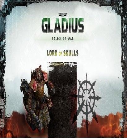 Slitherine Software UK Warhammer 40000 Gladius Lord of Skulls PC Game