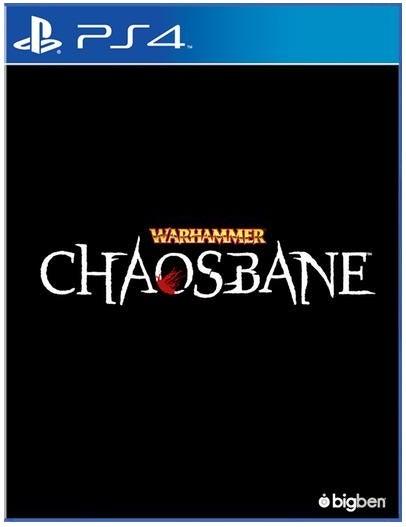Bigben Interactive Warhammer Chaosbane PS4 Playstation 4 Game
