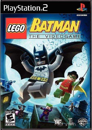 Warner Bros Lego Batman Refurbished PS2 Playstation 2 Game