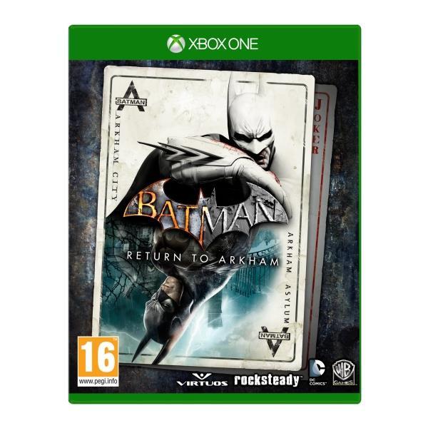 Warner Bros Batman Return To Arkham Xbox One Game