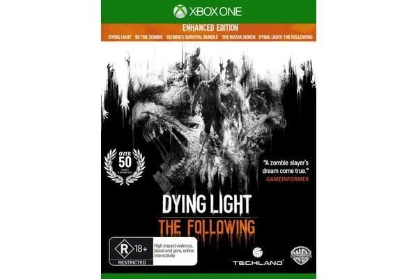 Warner Bros Dying Light The Following Enhanced Edition Xbox One Game