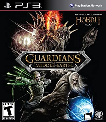 Warner Bros Guardians Of Middle Earth PS3 Playstation 3 Game