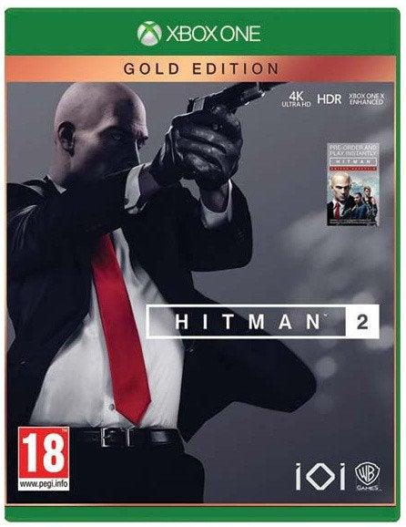 Warner Bros Hitman 2 Gold Edition Xbox One Game