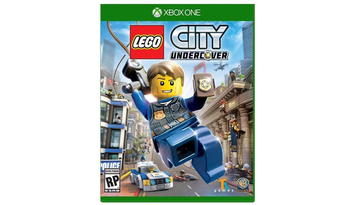 Warner Bros LEGO City Undercover Xbox One Game