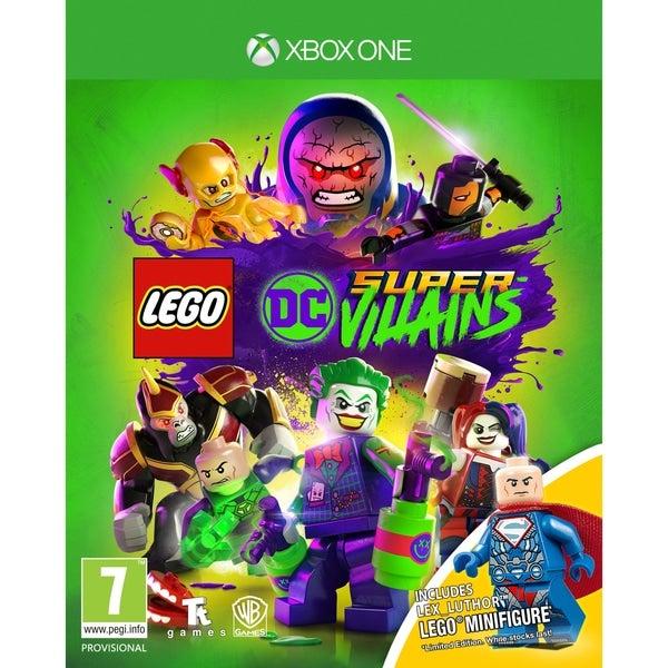 Warner Bros LEGO DC Supervillains Xbox One Game