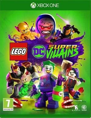 Warner Bros Lego DC Super Villains Xbox One Game