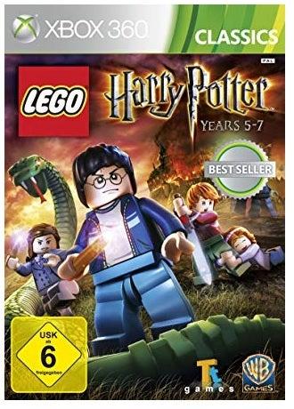 Warner Bros Lego Harry Potter Years 5-7 Classics Xbox 360 Game