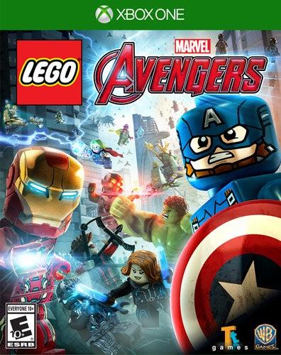 Warner Bros Lego Marvel Avengers Xbox One Game