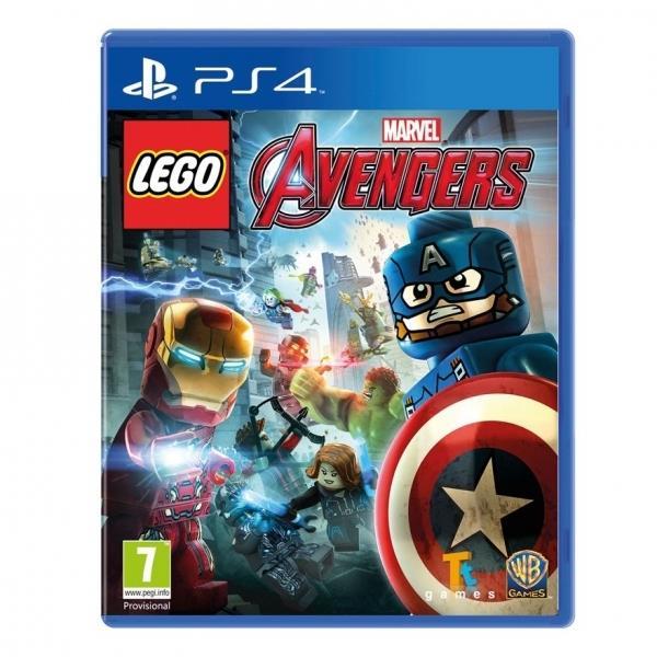 Warner Bros Lego Marvel Avengers PS4 Playstation 4 Game