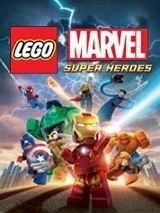 Warner Bros Lego Marvel Super Heroes PC Game