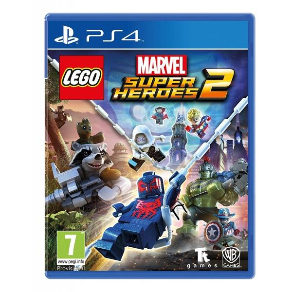 Warner Bros Lego Marvel Superheroes 2 PS4 Playstation 4 Game