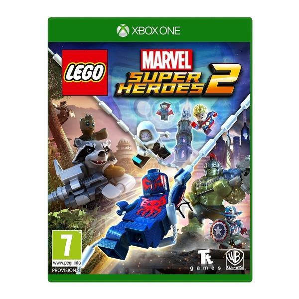 Warner Bros Lego Marvel Superheroes 2 Xbox One Game