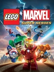 Warner Bros Lego Marvel Superheroes PC Game