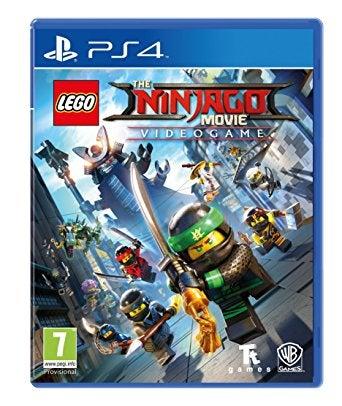 Warner Bros Lego Ninjago Movie Video Game PS4 Playstation 4 Game