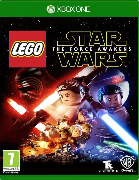 Warner Bros Lego Star Wars The Force Awakens Xbox 360 Game