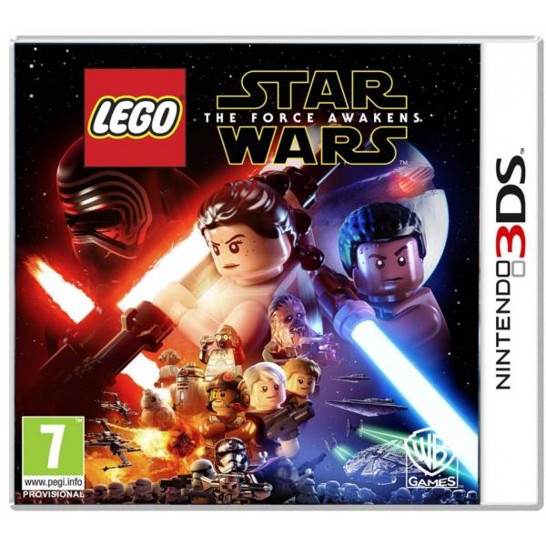 Warner Bros Lego Star Wars The Force Awakens Nintendo 3DS Game