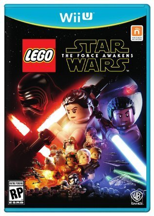 Warner Bros Lego Star Wars The Force Awakens Nintendo Wii U Game