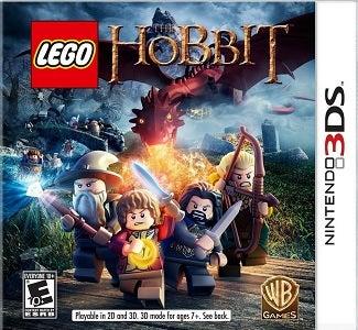 Warner Bros Lego The Hobbit Nintendo 3DS Game