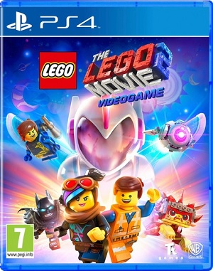 Warner Bros The Lego Movie 2 Videogame PS4 Playstation 4 Game