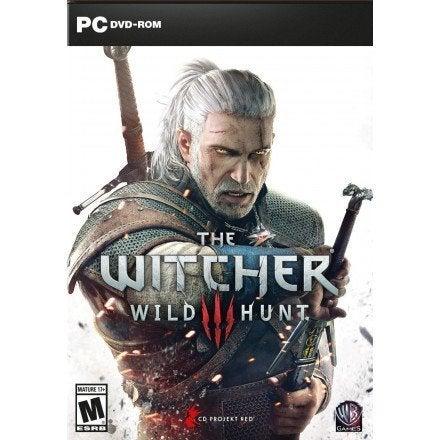 Warner Bros The Witcher 3 Wild Hunt PC Game