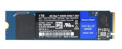 Western Digital Blue SN550 Solid State Drive