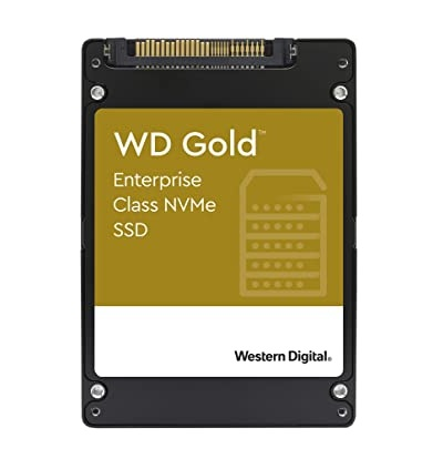 Western Digital Gold Hard Drive