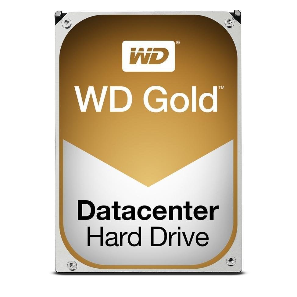 Western Digital Gold WD8002FRYZ 8TB Hard Drive