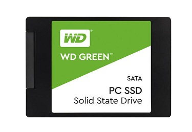 Western Digital Green Solid State Drive