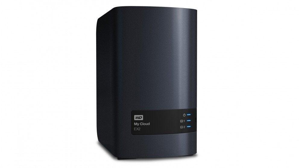 Western Digital My Cloud EX2 WDBVKW0040JCH 4TB Hard Drive
