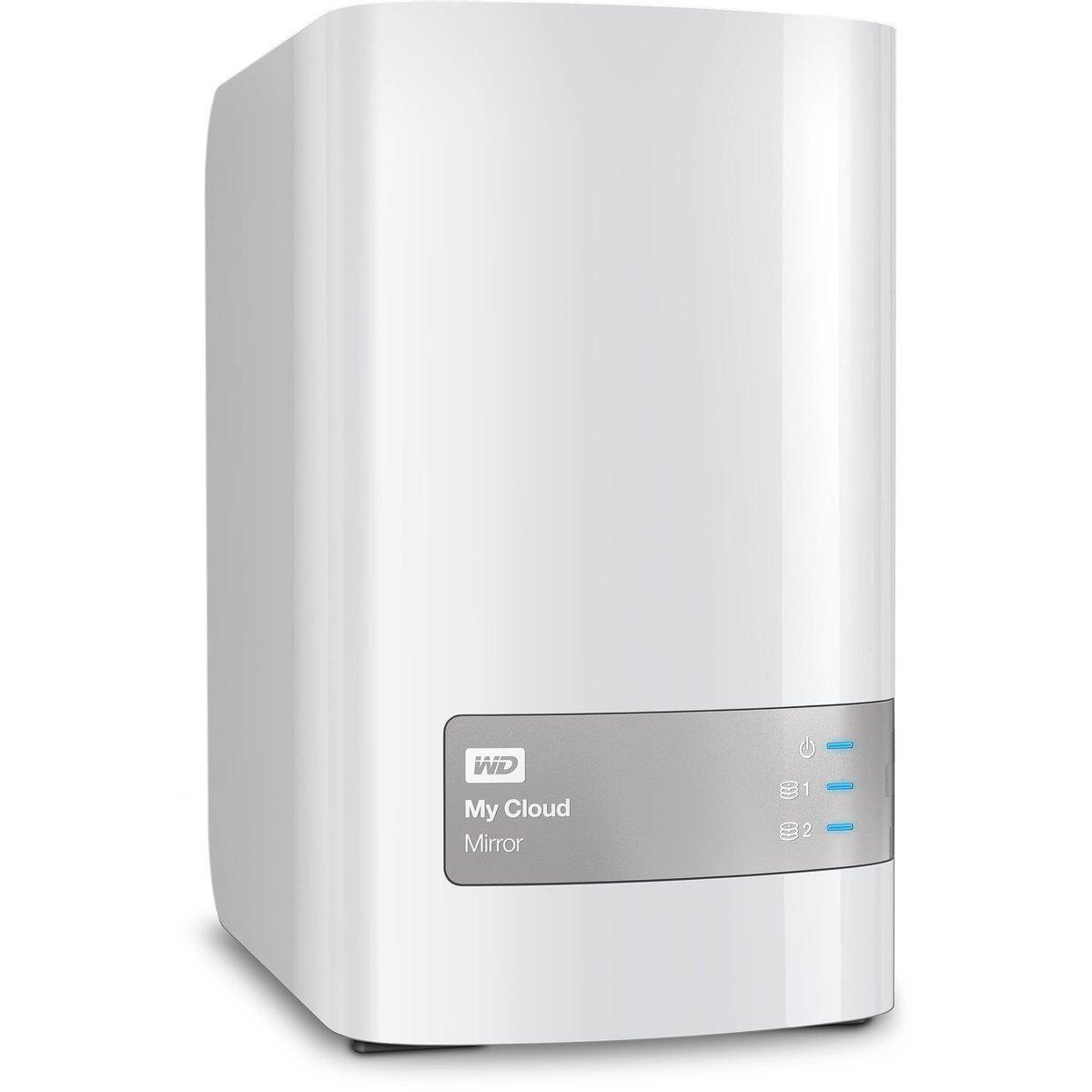 Western Digital My Cloud Mirror WDBWVZ0060J 6TB Hard Drive