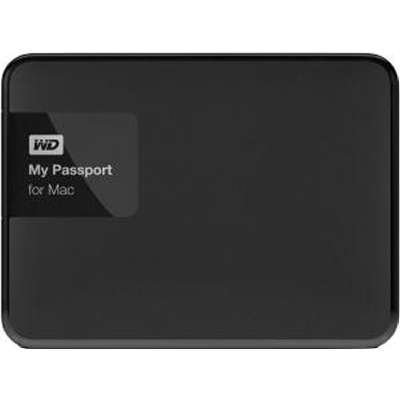 Western Digital My Passport for Mac WDBCGL0030B 3TB Hard Drive